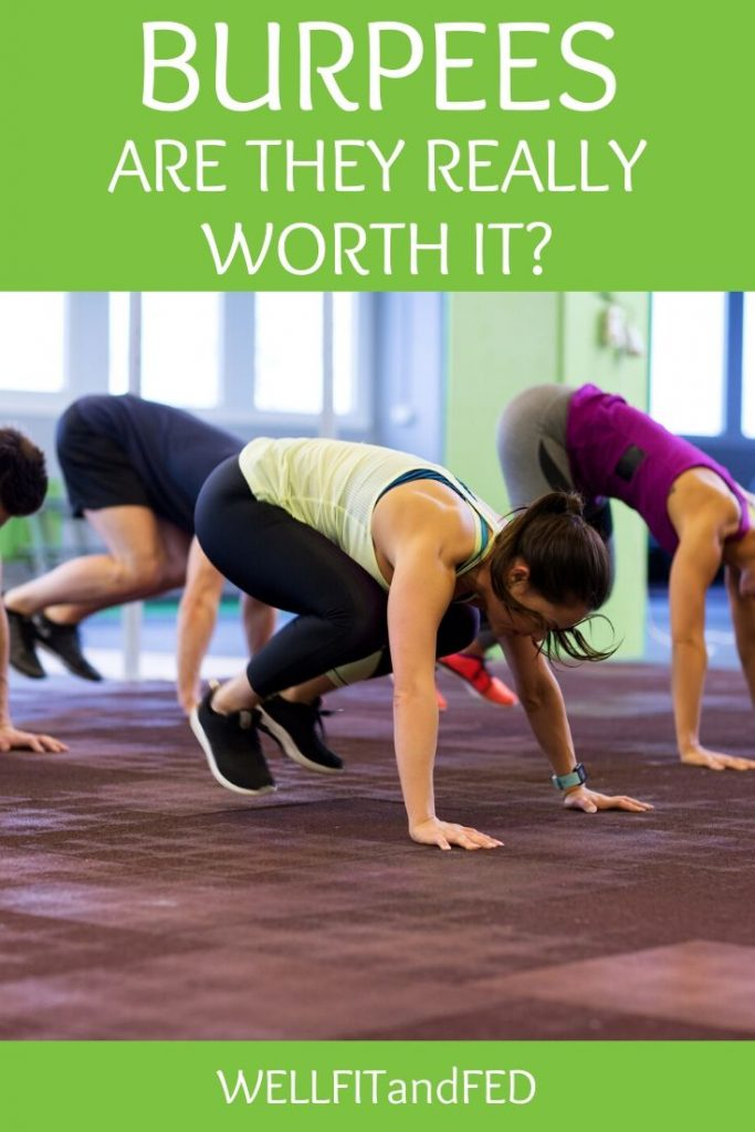 The Truth About Burpees, Are They Worth It