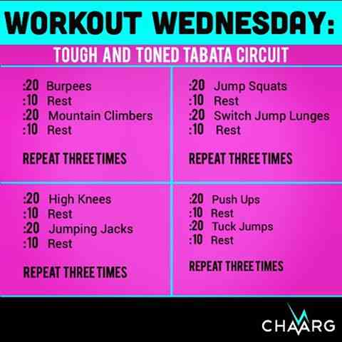 how to do a tabata workout and five reasons you should be