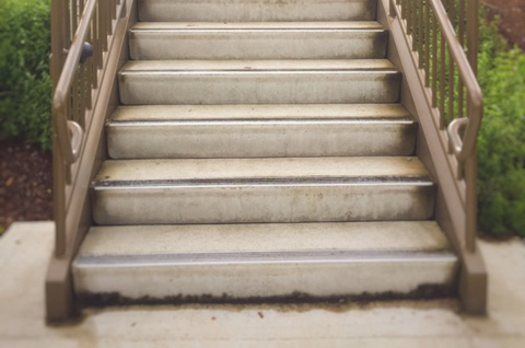 Kick Your Own Heiny: Summer Stairs Workout One