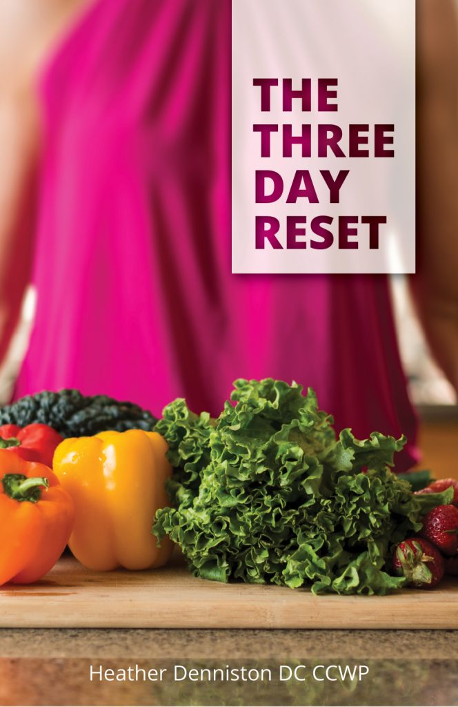 Why The Three Day Reset Is For You