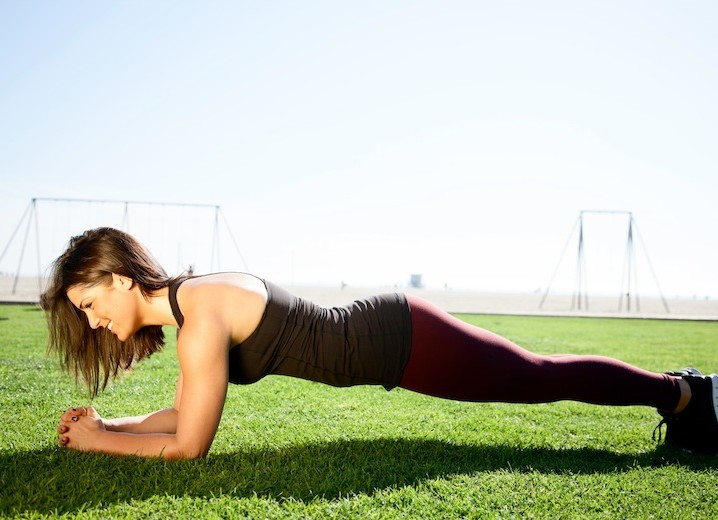 PLANKOMATIC: 12 Plank Alternatives That Have Fun-Factor