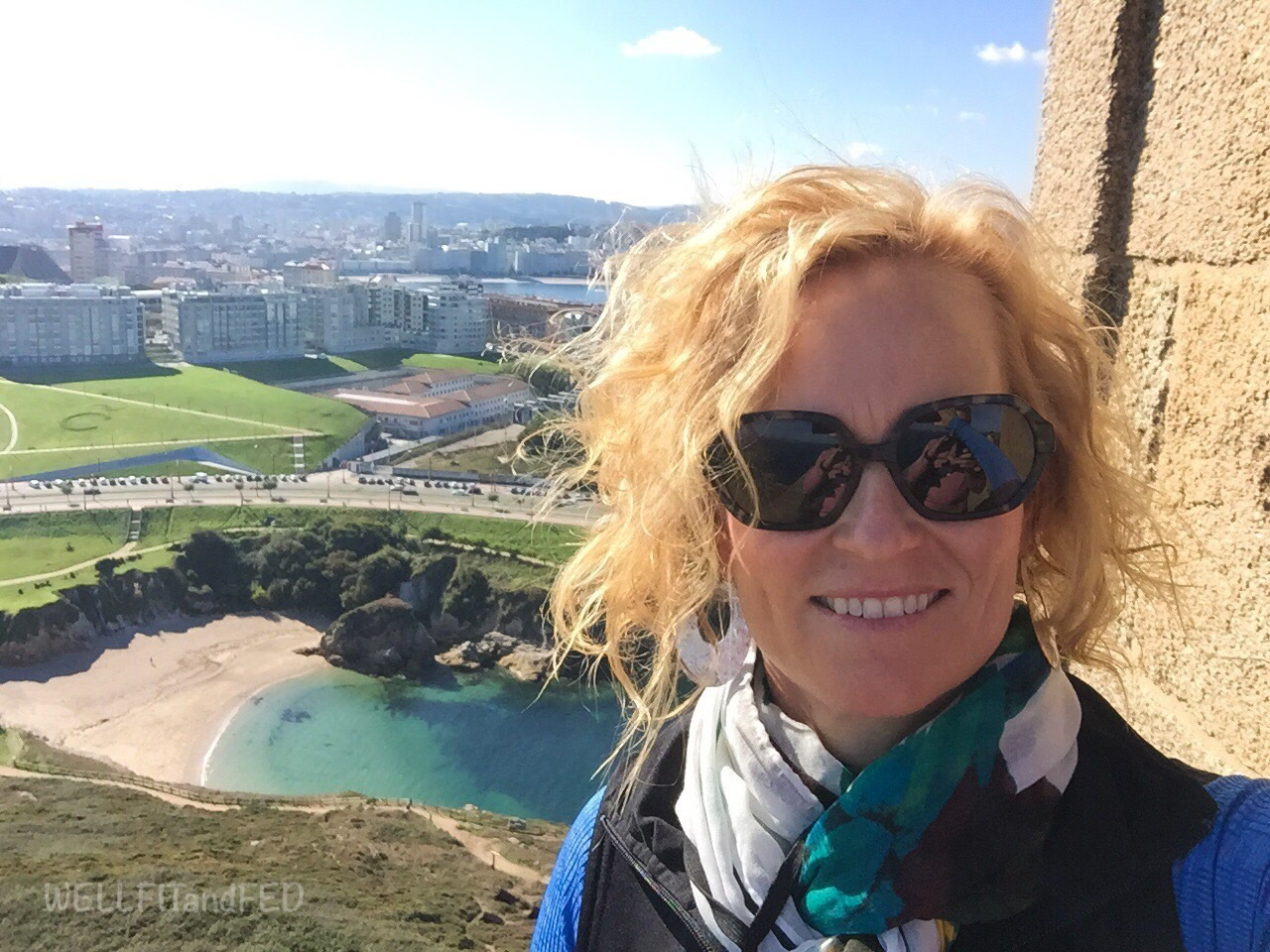Travel Tabata: From La Coruna, Spain