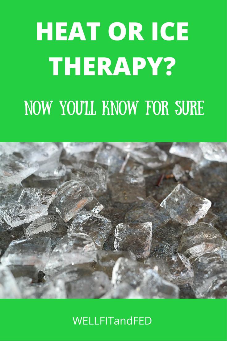 Heat or Ice Therapy - Now you will know for sure.