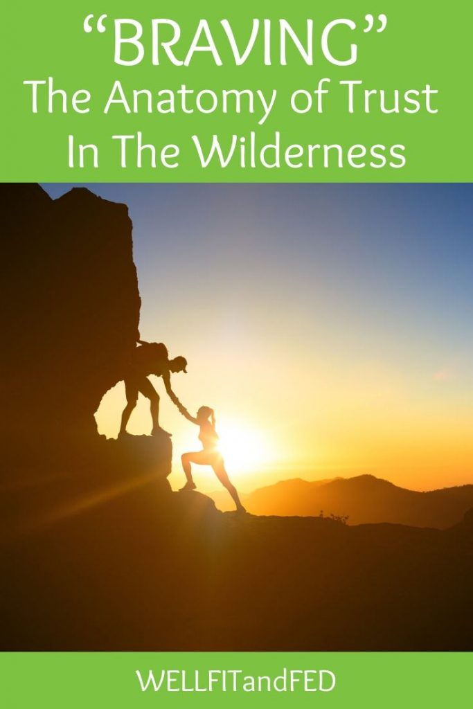 Braving - The Anatomy of Trust in the Wilderness