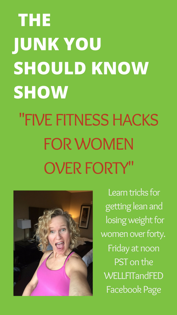 Five Fitness Hacks For Women Over Forty