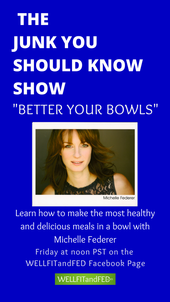 Better Your Food Bowls with Michelle Federer