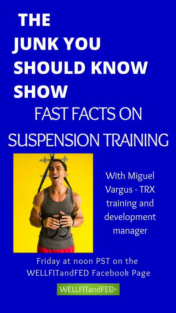 JYSK Suspension training