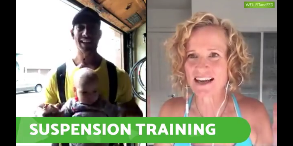 TJYSKS Suspension Training