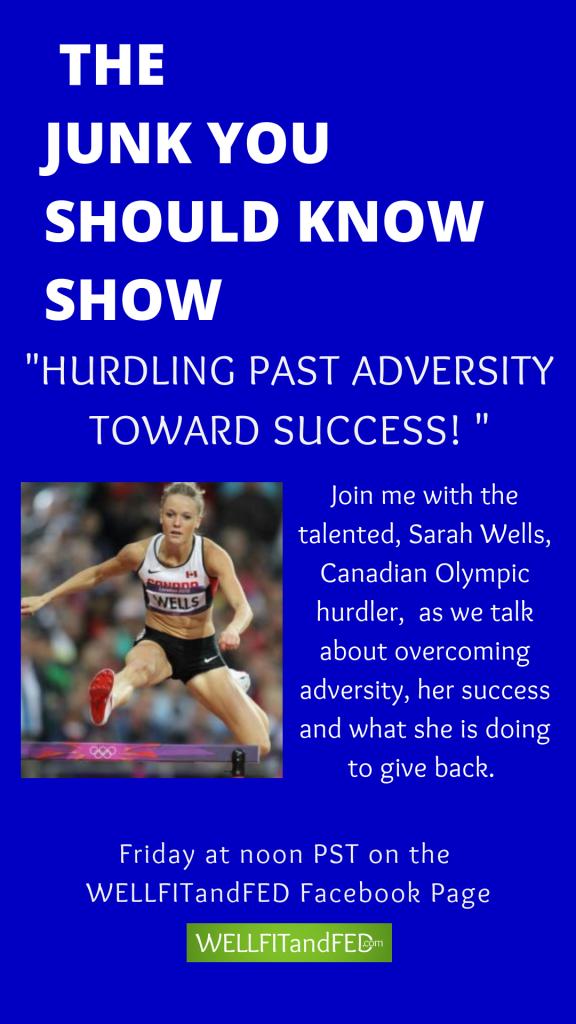 Hurdling Past Adversity Toward Success with Canadian Olympian Sarah Wells