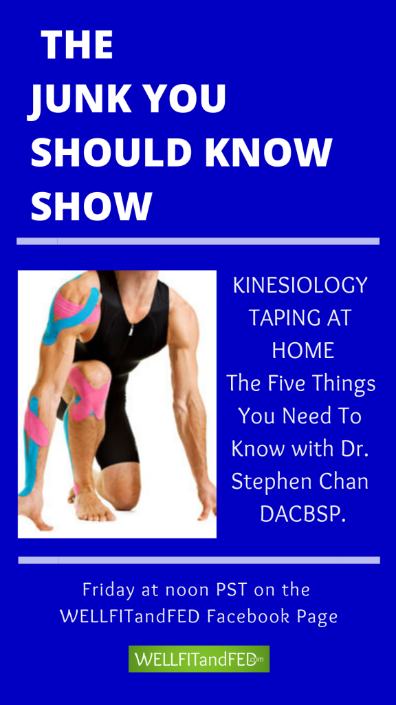 Learn quick tips on how to apply kinesiology tape at home
